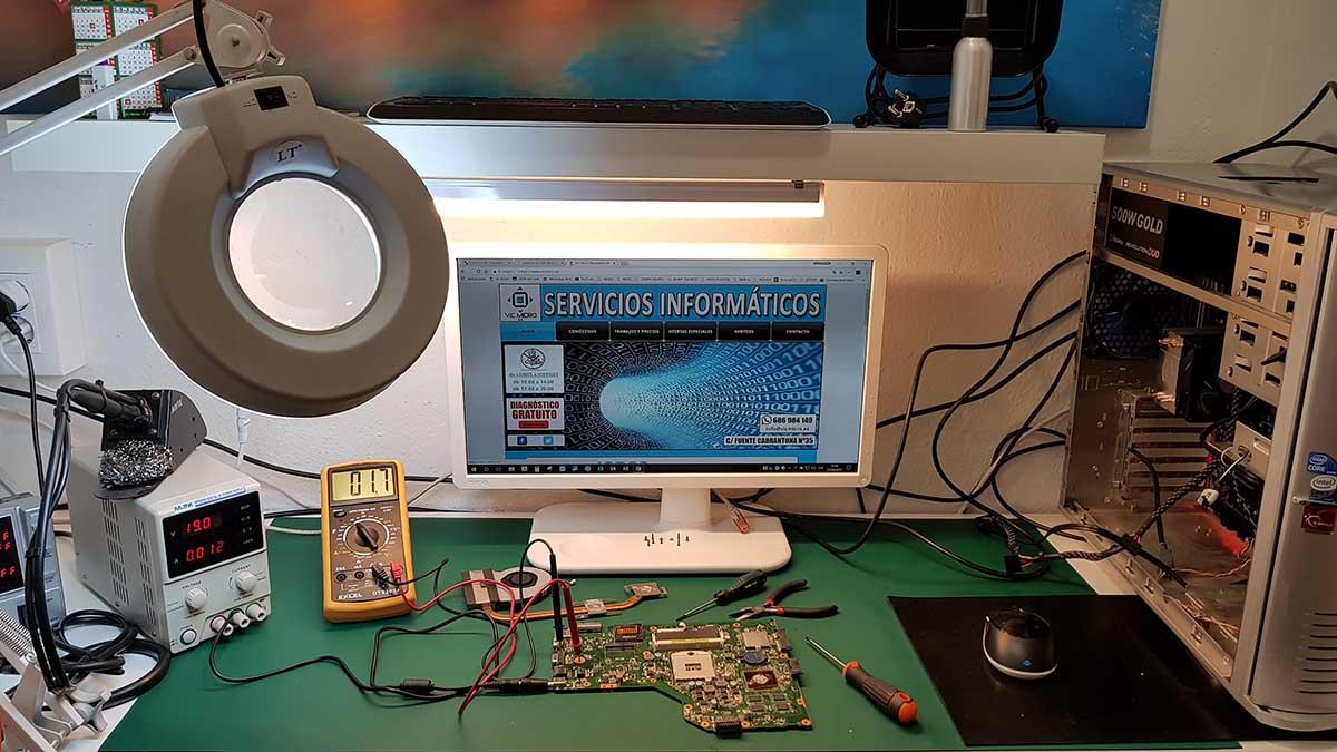 Vic Micro, servicios informaticos