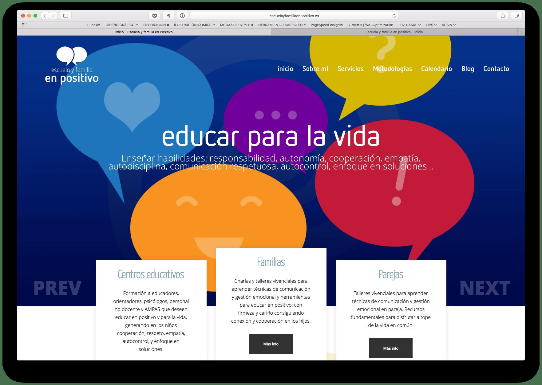 Diseño Web, Vic Micro
