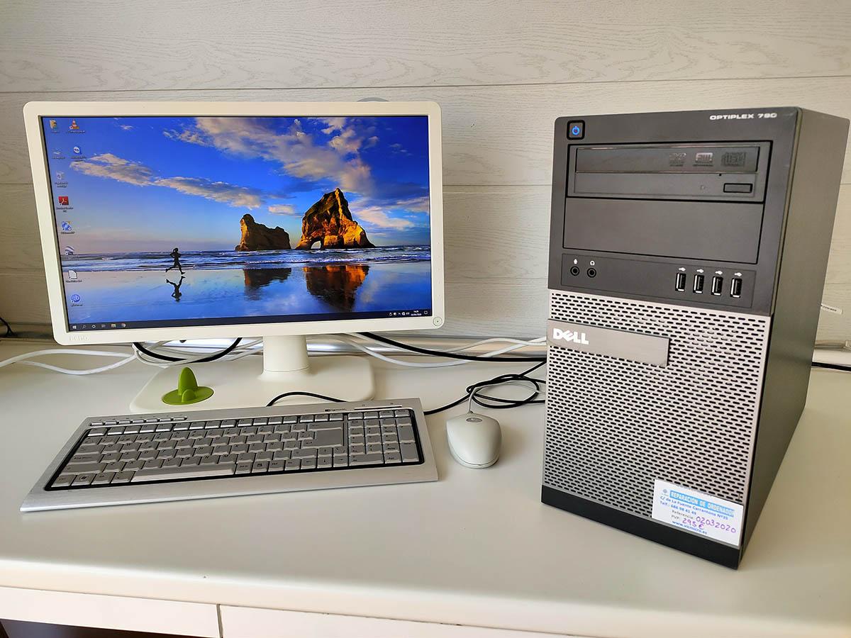 Reparación de ordenadores, Dell