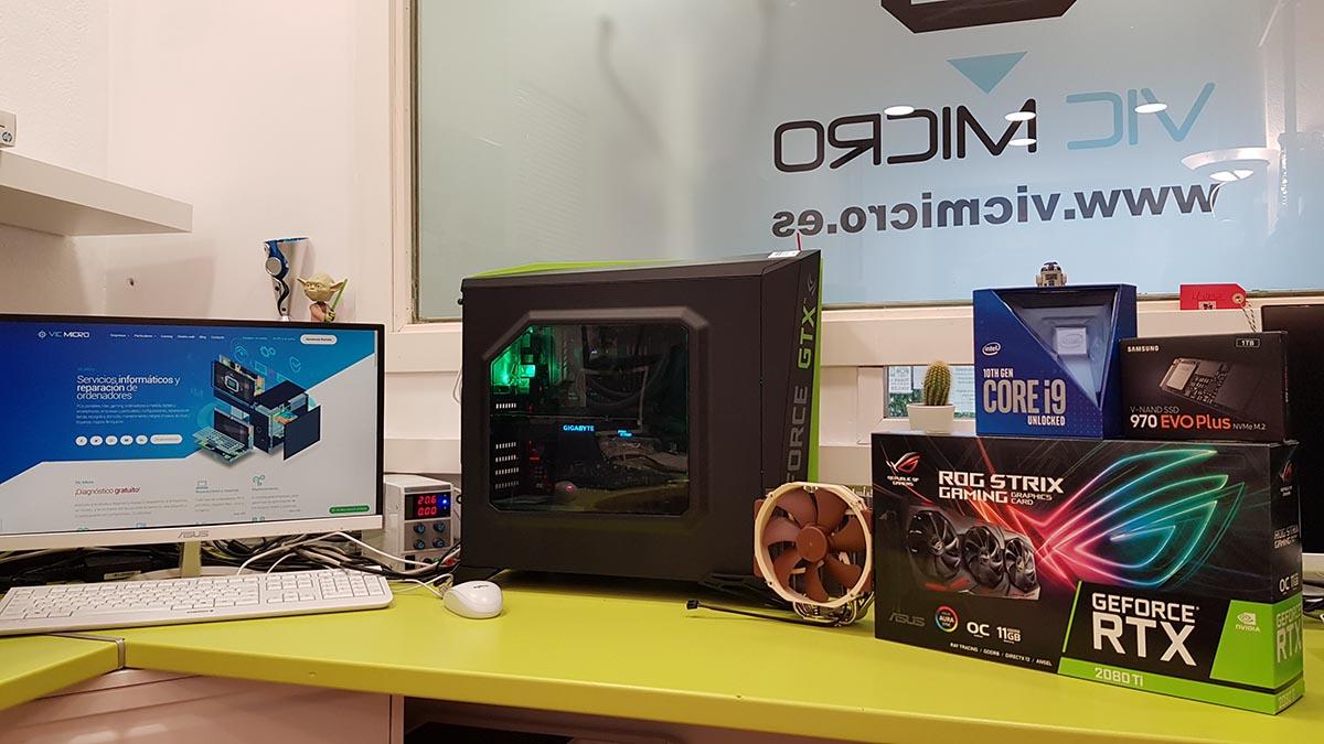 PC gaming componentes, Vic Micro