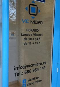 tienda informatica en Madrid