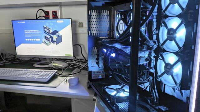 Configurar PC a medida