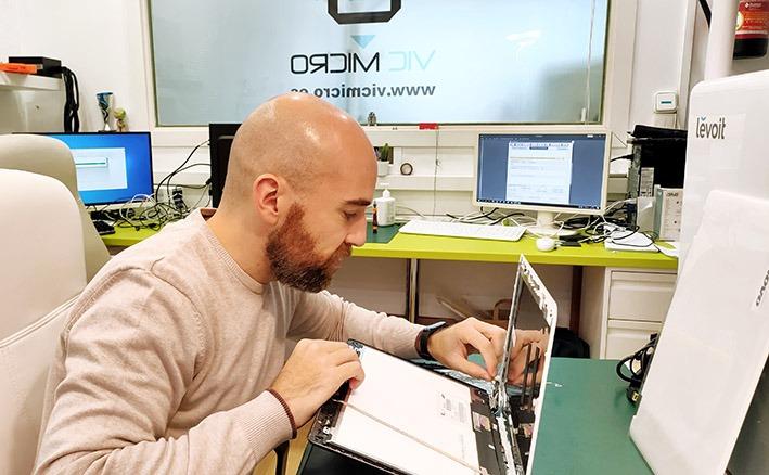 reparación de ordenadores en Madrid