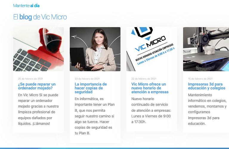 Blog de Vic Micro