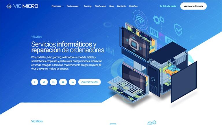Web Vic Micro