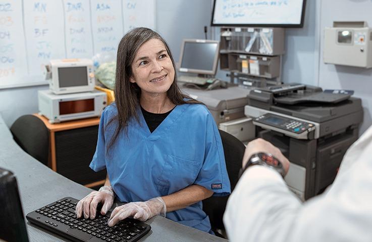Mantenimiento informático para clínicas médicas, dentales, estéticas y veterinarias.