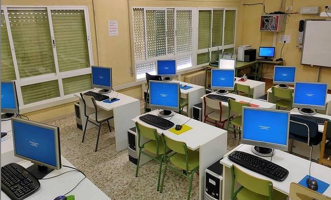 mantenimiento informático colegios